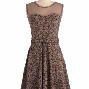 Effie's Heart ModCloth dress, Medium